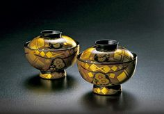 Japanese Lucquer Bowls