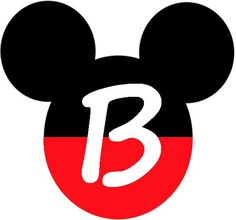 Mickey Heads with Alphabet. - Oh my Alfabetos! Mickey Mouse Letters, Mickey Mouse Crafts, Theme Mickey, Disney Letters, Mickey Mouse Head, Mickey Party, Mickey Mouse And Friends, Mickey Mouse Clubhouse, Mickey Mouse Birthday