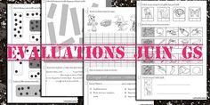 La classe de Laurène: Evaluations juin grande section