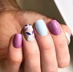 Bright Nails, Pastel Nails, Pink Nails, Cute Nails, Pretty Nails, Short Nail Manicure, Gelish Nails, Shellac, Organic Nails
