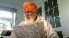 Punjabi - Christ Amar Dev Ji, the destroyer of Greed stresses that those...
