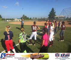 https://flic.kr/p/J2nb5A | Randy Schneider | The Texas Travelers joined with Coach Randy Schnieder, Iowa State Assistant Softball Coach. The girls spent 5 1/2 hours working collegiate softball drills hitting, fielding, base running and different aspects of the game.