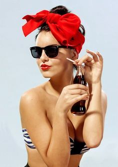 Go! Pin up girl