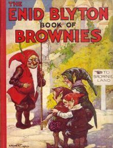 The Enid Blyton Book of Brownies (Hop, Skip & Jump) by Enid Blyton