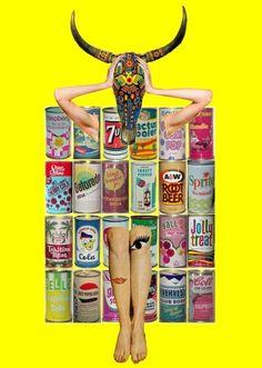 Soda pop Brain