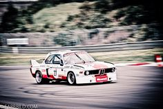 BMW 3.0 CSL Grand Prix, Bmw E9, Batmobile, Sport, Race Cars, Racing, History, Vehicles, Deutsch