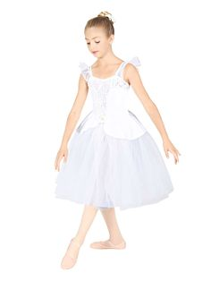 Ice Crystals (TH3011c) - by Theatricals. A new costume line by Discount Dance Supply #DiscountDance #Theatricals #wedance #costume #jazz #tap