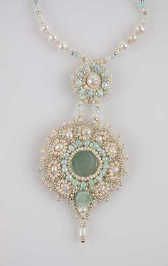 pendants by Halinka