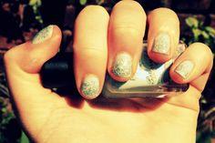 Faded Glitter! So cute!