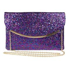 Buy colette by colette hayman Rainbow Evening Clutch in MULTICOLOURED - Westfield