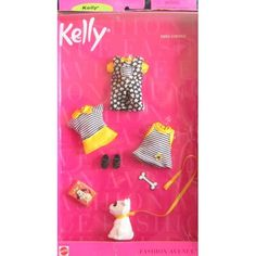 52 Best Kelly Doll Clothes Images Barbie Kelly Doll Clothes Baby