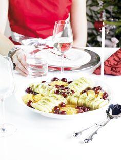 Ananas-passiosalaatti | Hedelmä- ja marjasalaatit | Pirkka #joulu #christmas #food