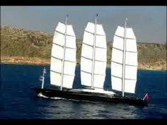 Perini Navi - SY Maltese Falcon 88 meter