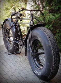Phat tires by katbalou3