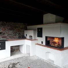 Natural Garden, Pergola, Bbq, House, Design, Home Decor, Italy, Barbecue, Decoration Home