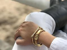 Horseshoe Cuff, Stainless Steel Bangle, Equestrian Style Bracelet - Source by - Equestrian Jewelry, Equestrian Gifts, Equestrian Outfits, Equestrian Style, Equestrian Fashion, Horse Fashion, Riding Hats, Horse Riding, Riding Clothes