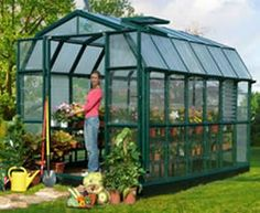 Greenhouses for Sale | ... Greenhouse | Green Giant Greenhouse | Hobby Gardener Greenhouse