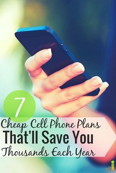 Cheap cell phone plans are a great way to save money. I share the cheapest no-contract plans to look at if you want to ditch your high-priced carrier. Cell Phones In School, Buy Cell Phones, Cell Phone Deals, Cheap Cell Phones, Cell Phone Wallet, Best Cell Phone, Smartphone Deals, Free Phones, Cell Phone Contract