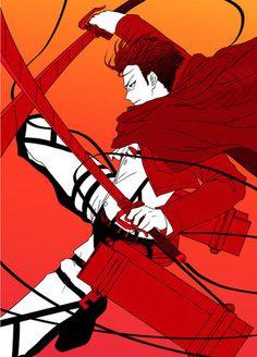 Shingeki no Kyojin/Attack on Titan - Levi