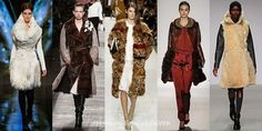 Fall Winter 2014 - 2015 Women's Fur Coats Fashion Trends | Fall ...