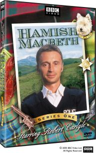 """Hamish Macbeth, another series that used to be aired on BBC America.  Robert Carlyle stars.  Much better than 400 back-to-back episodes of Chef Ramsey's shows (theyr'e good, but BBC America goes on beyond the mini-marathon). And better than numerous showings of movies such as """"Robin Hood"""", with Kevin """"I don't speak with a British accent"""" Cosner."""