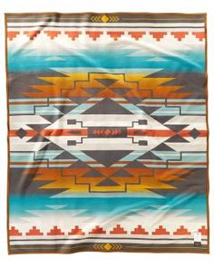 Native American Blanket, Native American Design, Native American Fashion, Pattern Definition, Pendleton Wool Blanket, Blankets For Sale, Throw Blankets, Warm And Cozy, Nativity