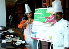 #RHomeSecrets Another traditional #SecretIndianRecipe steals the show at Lake View Cafe, Renaissance Mumbai. The delicate Gulgule in a creamy, smooth rabdi by Sushmita Somvanshi were an instant hit among the patrons at the restaurant.. Check out Sushmita's super hit Gulgule recipe on http://secretindianrecipe.com/recipe/gulgule-rabdi @Renaissance Mumbai