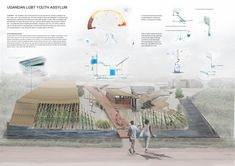 Gallery of Bee Breeders Reveal Winning Designs for a LGBT Youth Asylum Center in Uganda - 23