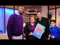 DRL MEDIA: Live it up! TV Show CBS Promo with former NFL star Donny Brady