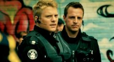 Flashpoint ~ Sam and Spike