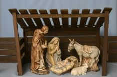 stable for manger scene - Google Search