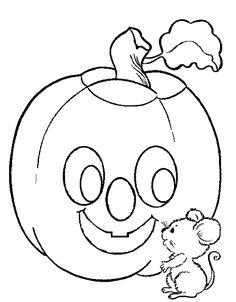 Halloween Malvorlagen - Malvorlagen1001.de