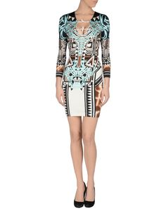 Just Cavalli Women Short Dress on YOOX.COM. The best online selection of Short…