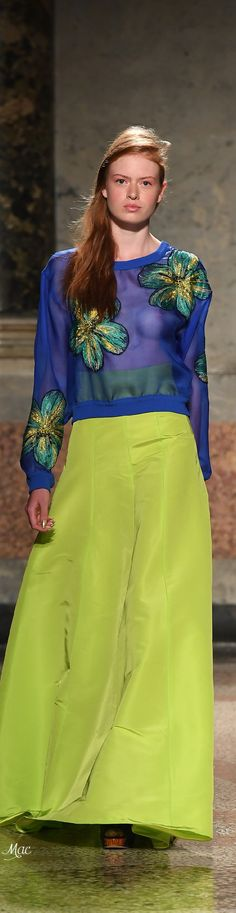 Spring 2017 Ready-to-Wear Angelo Marani