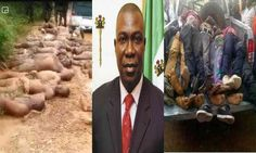 Ekweremadu's Examples Are Lies And Deceit To Please His Slave Masters – Kelechi Deca Deceit