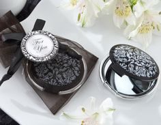 expensive wedding favors | Damask Wedding Favors – Going for Elegance Yet Not Expensive