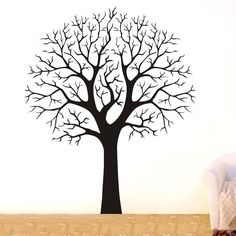 LARGE TREE BRANCH Wall Decor Removable Vinyl Decal HOME Sticker Art DIY Mural #WallDcor
