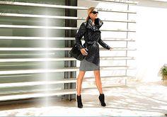Bruno Banani Prešívaná bunda Bruno Banani, Corporate Website, Feminine Style, Leather Skirt, Fashion, Moda, Leather Skirts, Fashion Styles, Fashion Illustrations