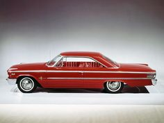 a Ford Galaxie 500 XL-Hardtop Coupe 1963-1965