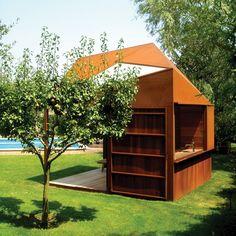 Garden Hut, Sant Miquel de Cruilles, Spain 2004 Eightyseven Architects
