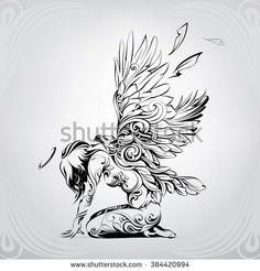Angel Stock Vektorképek és Vektor Clip Art   Shutterstock