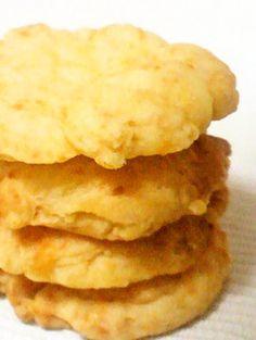 濃縮豆腐で☆簡単クッキー♪