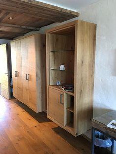 zirbenholzwand | zirbe | pinterest | wands - Dream Massivholzbett Ign Design