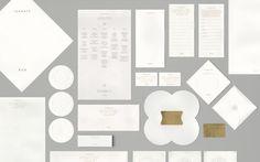 Jungsik / Identity, Print, Website, Space