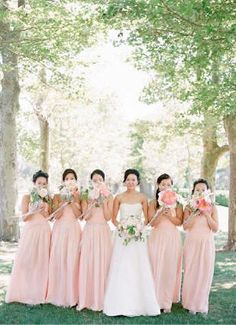#pink pastel wedding... Wedding ideas for brides, grooms, parents & planners ... https://itunes.apple.com/us/app/the-gold-wedding-planner/id498112599?ls=1=8 … plus how to organise an entire wedding ♥ The Gold Wedding Planner iPhone App ♥