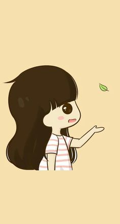S1 Couple Art Chibi Cartoon Cute Wallpaper Matching