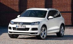 2014 Volkswagen Touareg V-6 receives Sporty R-line Trim