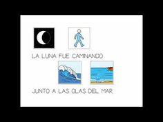 """CANCIONES - """"María Isabel"""". La inolvidable canción de Los Payos con pictogramas de ARASAAC."""