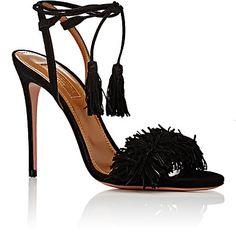 Aquazzura Wild Thing Sandals - Sandals - Barneys.com
