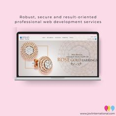 JOVI International is in a league of its own as a web development services provider company that offers strong, secure and successful web development services  #digitalmarketing #socialmedia #joviinternational #brandingdesign #marketingdigital #digitalmarketingstrategy #marketingstrategy #socialmediamarketing #creativemarketing #socialmediamarketingtips #brandingstrategy #marketingconsultant #digitalagency #seotips #digitalmarketingtips #itservices #branddesign #contentmarketing… Digital Marketing Strategy, Content Marketing, Internet Marketing, Online Marketing, Social Media Marketing, Jewelry Website, Marketing Consultant, India Jewelry, Rose Gold Earrings